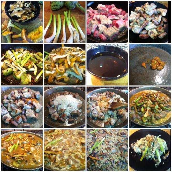El arroz dominguero de prandium
