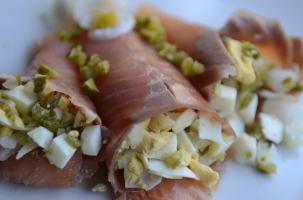 Rollito salmón prandium